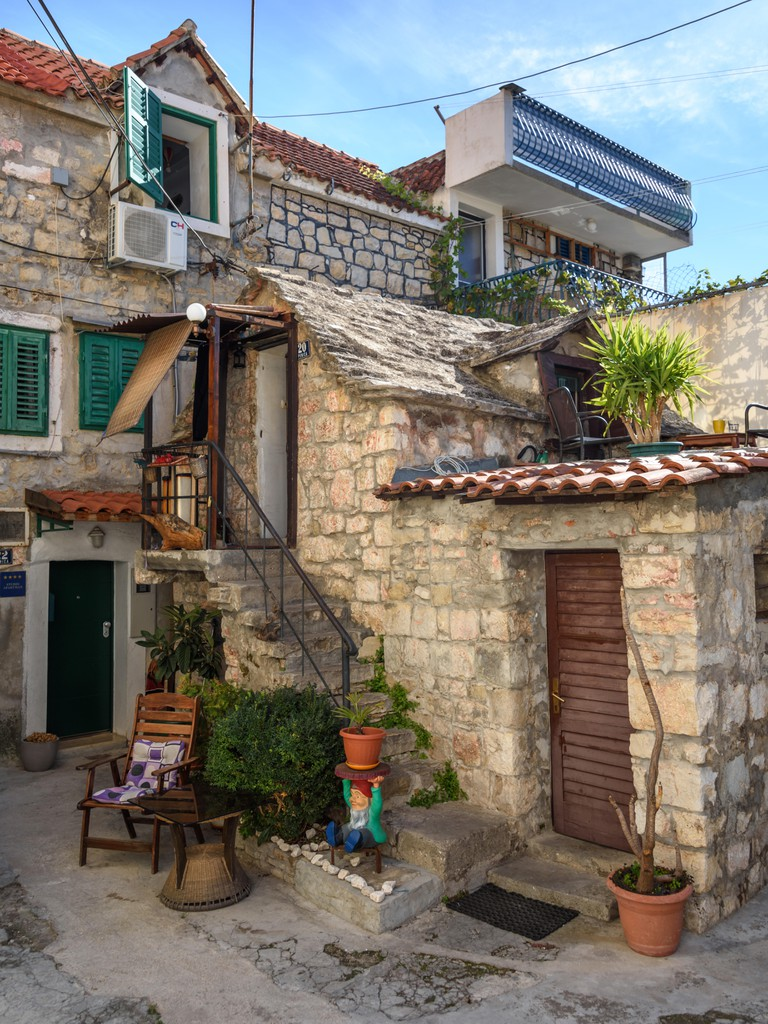 Peasant house, Veli Varos, Split, Croatia