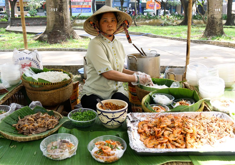 International Culinary Festival held in Ho Chi Minh City, Vietnam.