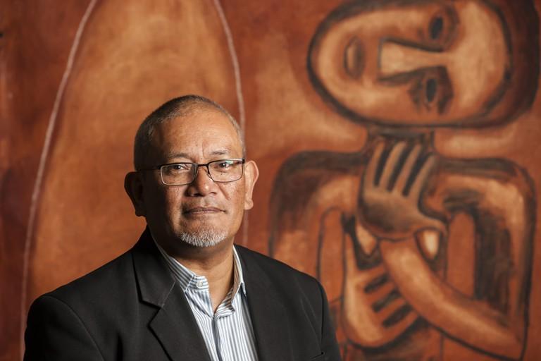 CE of Maori Language Commission - Ngahiwi Apanui