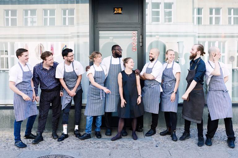 Nobelhart-&-Schmutzig,-Berlin---Team-2018