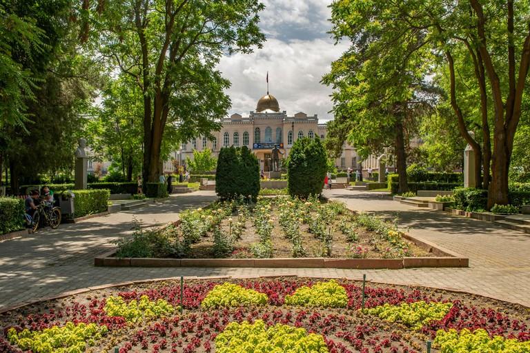 Oak Park, Bishkek, Kyrgyzstan