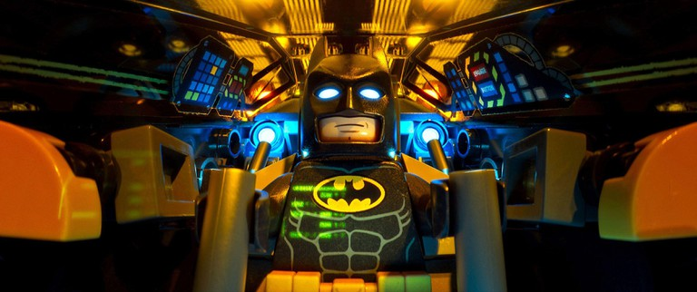 Original Film Title: THE LEGO BATMAN MOVIE.  English Title: THE LEGO BATMAN MOVIE.  Film Director: CHRISTIAN MCKAY.  Year: 2017. Credit: ANIMAL LOGIC/DC ENTERTAINMENT/LEGO SYSTEM A/S/LIN PICTURES / Album