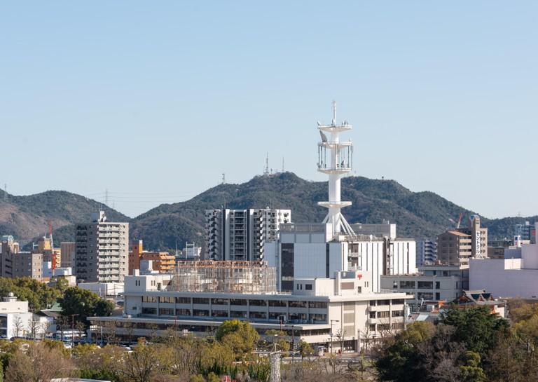 Kobe skyline, Japan, Asia
