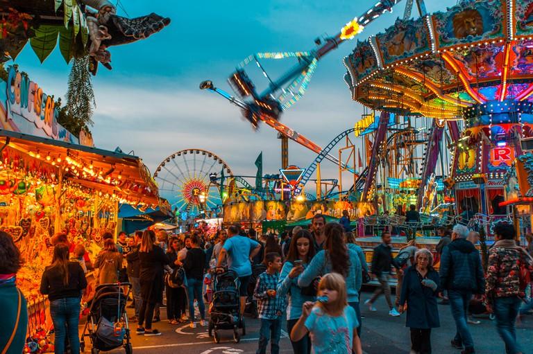 Schueberfouer fairground