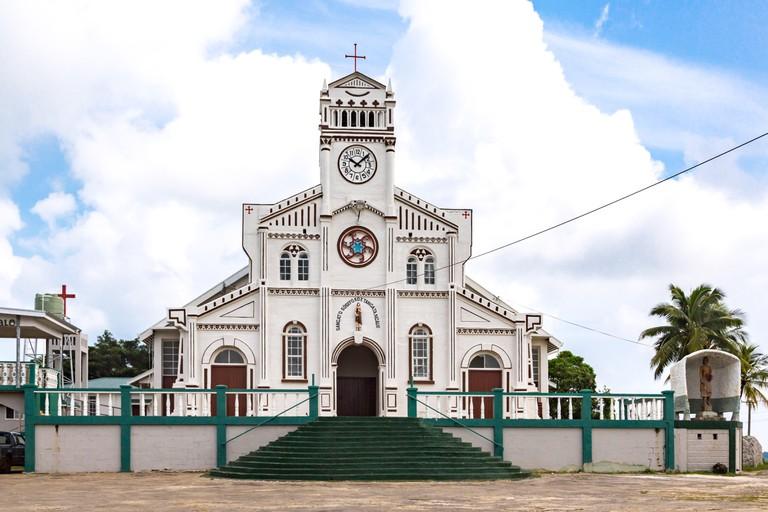 St. Joseph's Cathedral, Neiafu