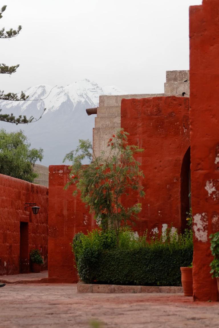 Monastery of Santa Catalina de Siena, Arequipa, Peru