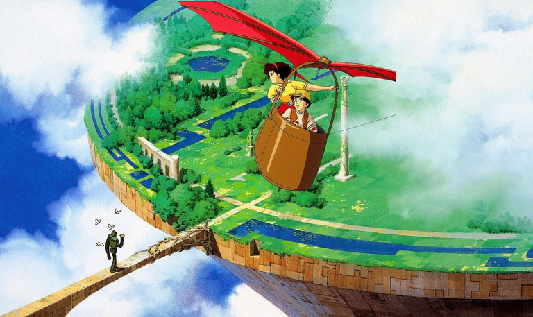 Laputa: Castle In The Sky