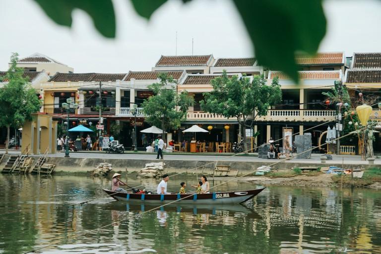 Water life, Hoian
