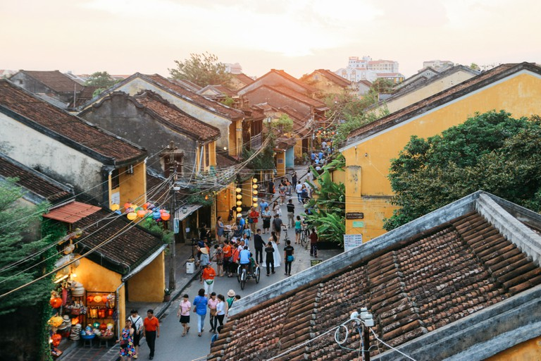 Yellow City-Hoian-Vitenam