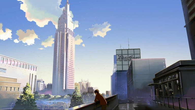 5 Centimetres Per Second - 2007