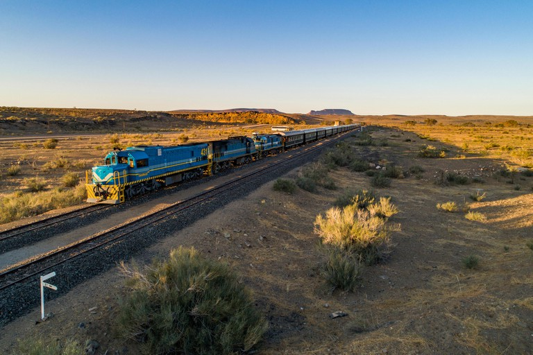 African Explorer, special train, Namibia, Africa