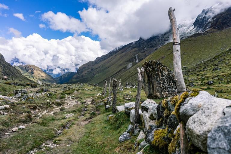 Salkantay, Peru - on the way to Machu Picchu