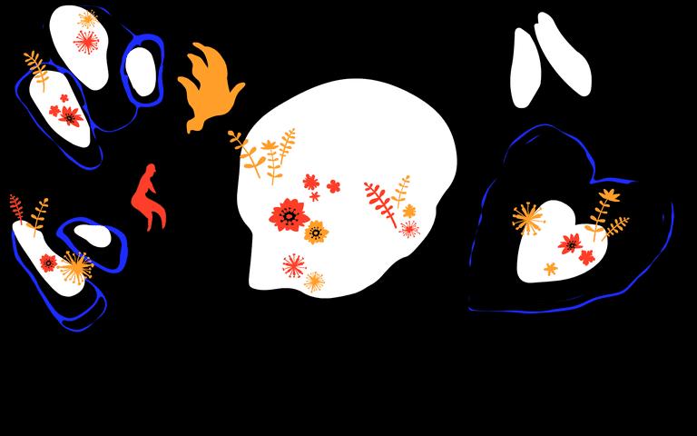 Un cerveau qui palpite. Mina Perrichon. 2019 - 4