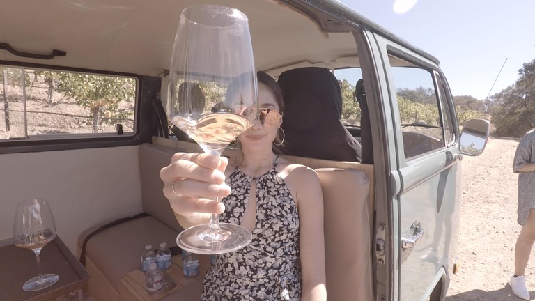 Wine Van 2