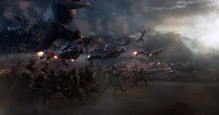 A still from 'Avengers: Endgame'