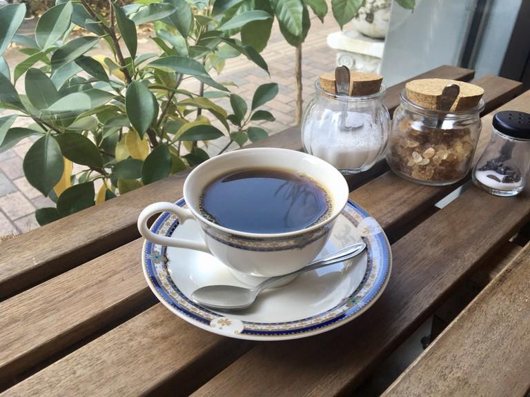 Coffee at Nagi Coffee