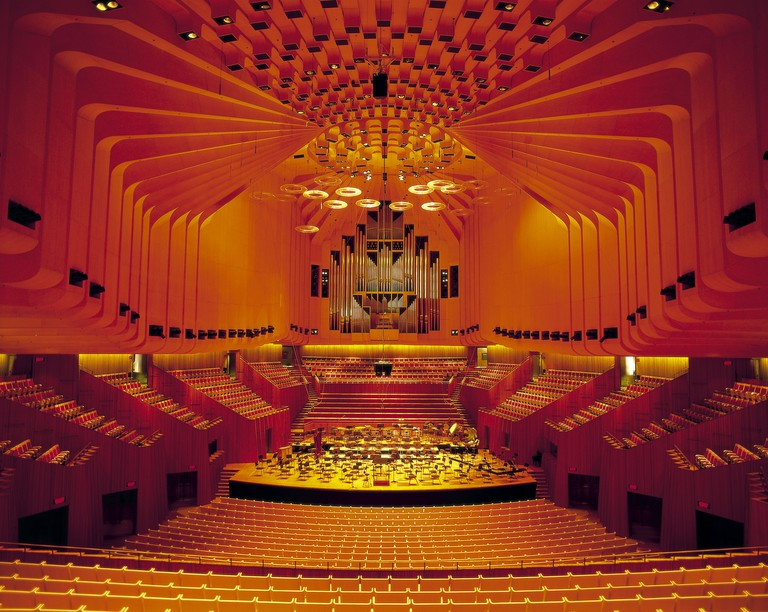 Concert Hall of Sydney Opera House