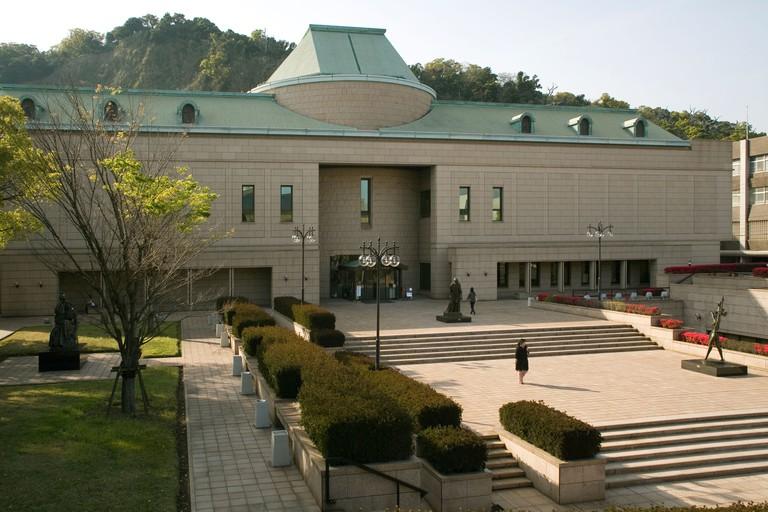 Kagoshima Museum of Art.