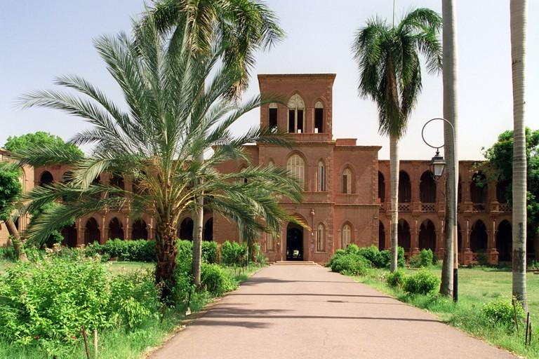 Khartoum University, Sudan