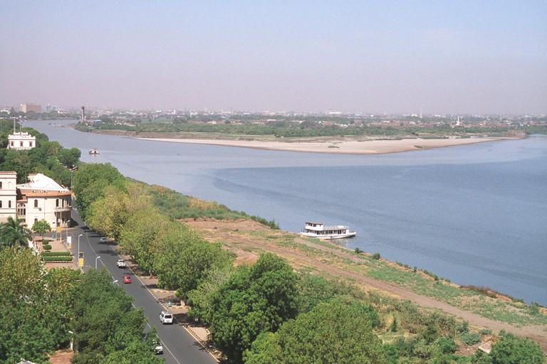 View of Khartoum, Sudan
