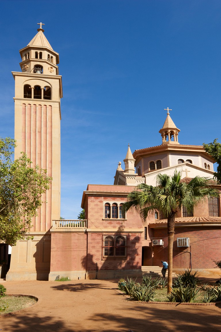 St. Matthew's Cathedral, Khartoum, Northern Sudan, Africa
