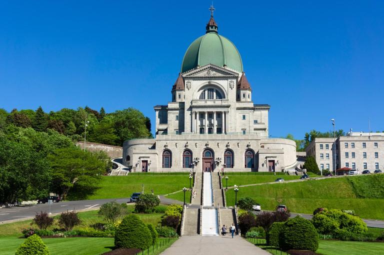 Oratoire Saint-Joseph du Mont-Royal (St Joseph's Oratory), Mount Royal, Montreal, Quebec, Canada