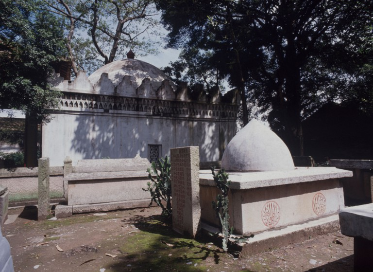The Huaisheng (Remember the Sage) mosque.