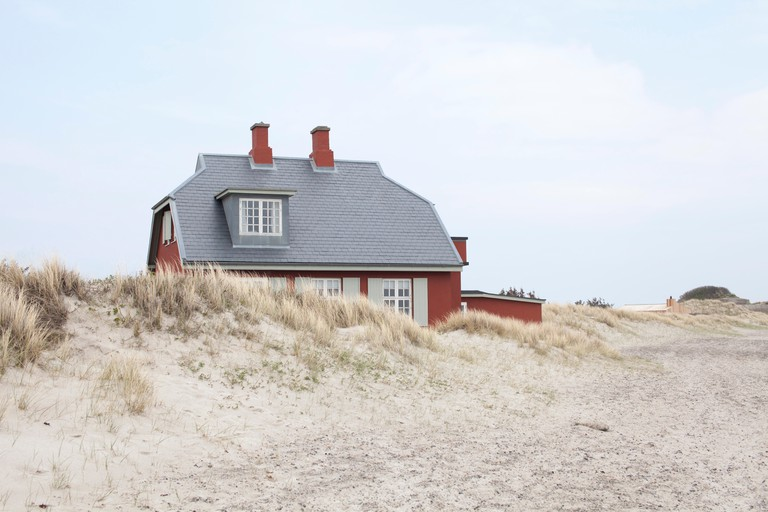 House in Skagen, Denmark