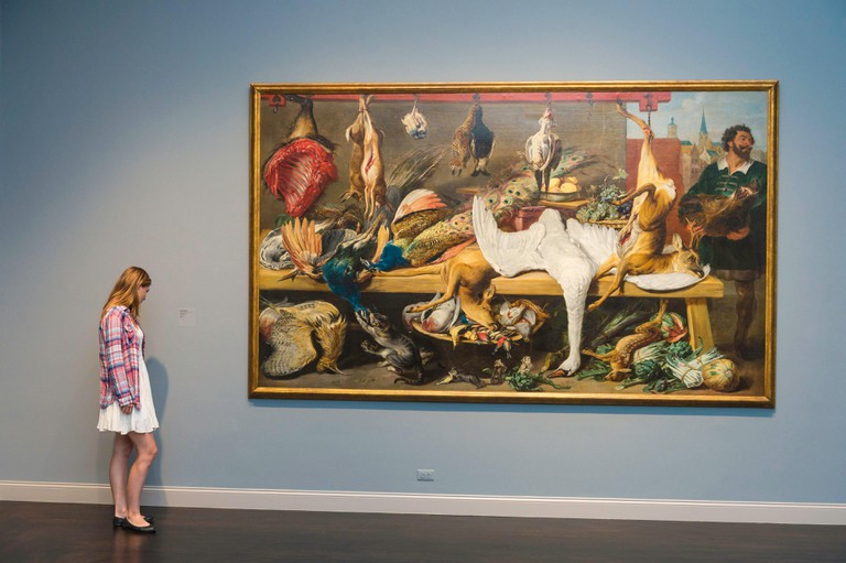 United States, California, Los Angeles, Los Angeles County Museum of Art (LACMA)