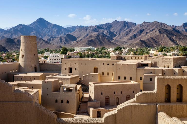Bahla Fort, Ad Dakhiliyah Region, Oman