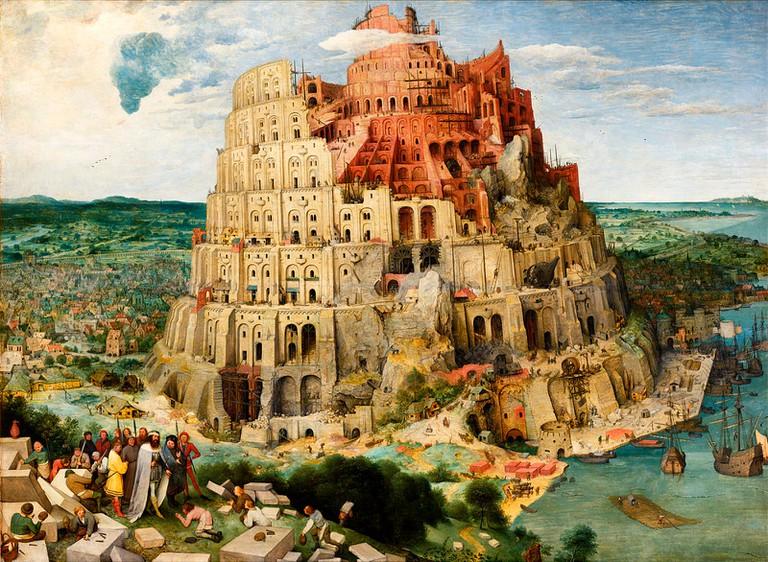 The Tower of Babel - Pieter Bruegel the Elder