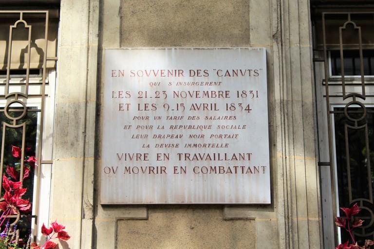 Lyon - La Croix Rousse