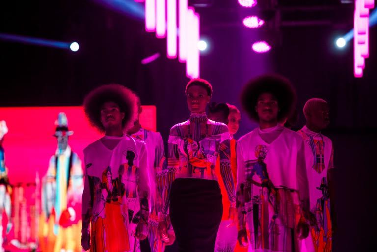 Africa Fashion International (AFI) 2019 - Joburg Fashion Week opening