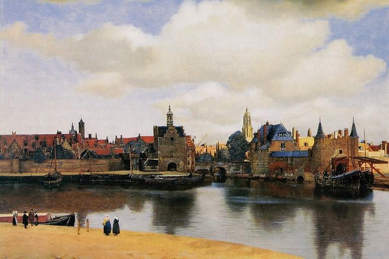 Vermeer's 'View Of Delft'