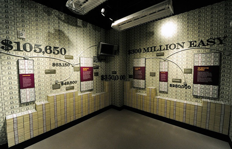 The Mob Museum Opens In Las Vegas