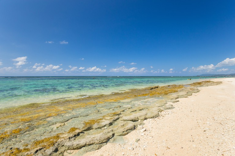 Beach (Ishigaki Yonehara Coast in Japan