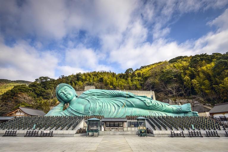 Reclining Buddha of Fukuoka