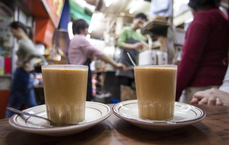 Hong Kong' style milk tea