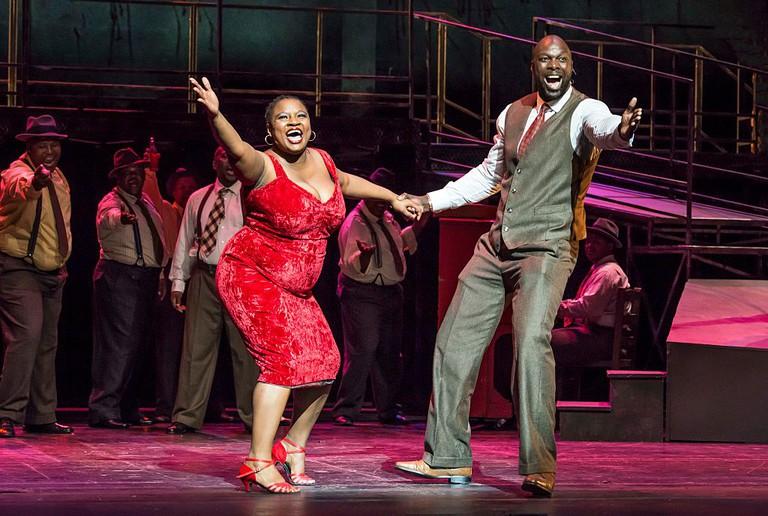 'The Mandela Trilogy' - Cape Town Opera - Dress Rehearsal