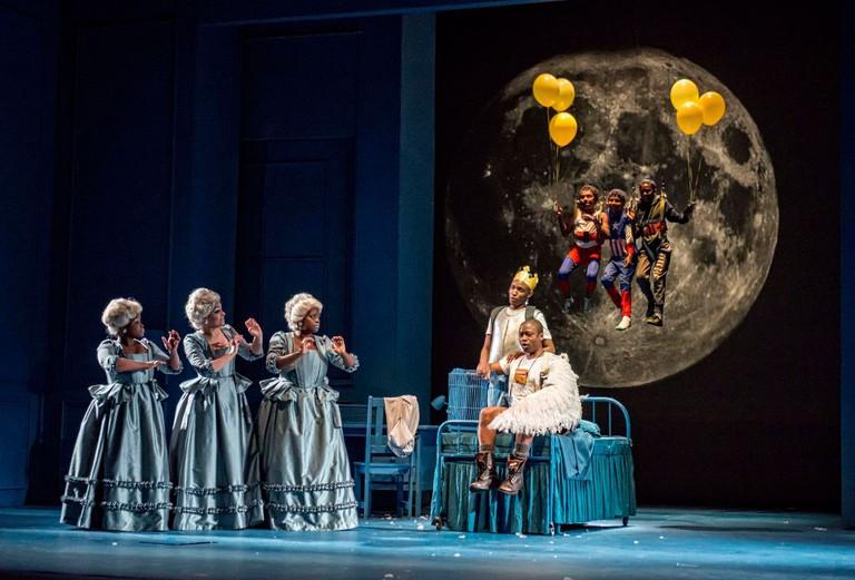 """Magic Flute"" - Cape Town Opera Company - Dress Rehearsal"