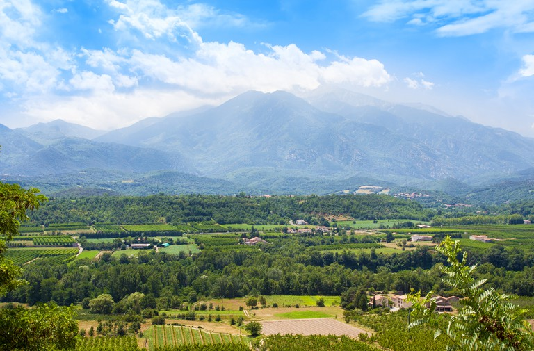 Views of Languedoc-Roussillon