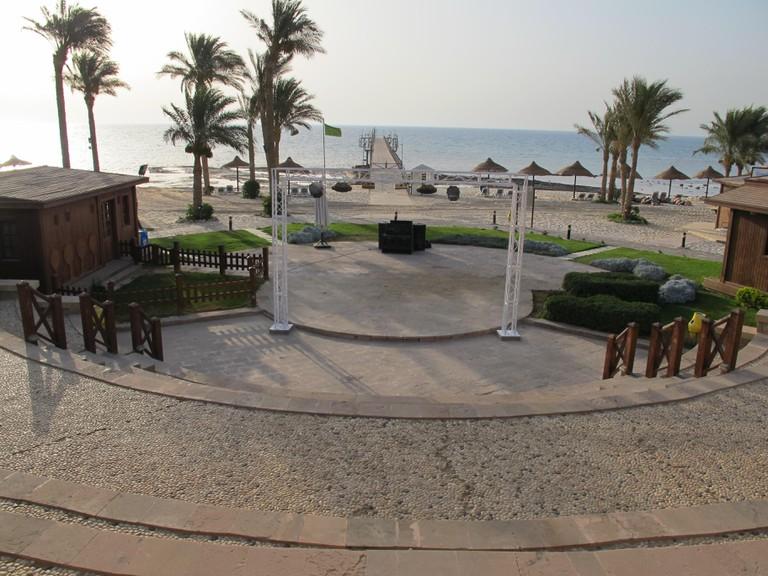 Cancun Beach Resort, Ain El-Sokhna, Egypt