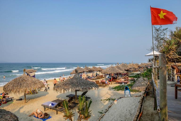 An Bang beach, South Central Coast region