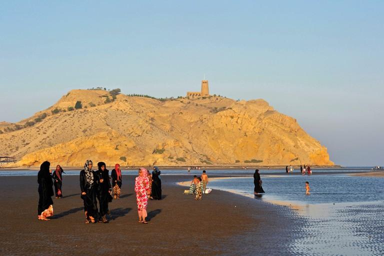 Sawadi Beach