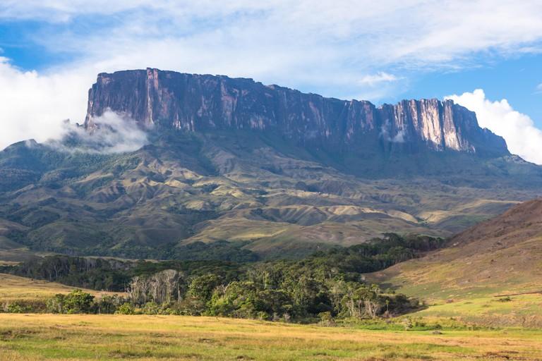 Trekking Mount Roraima Venezuela South America