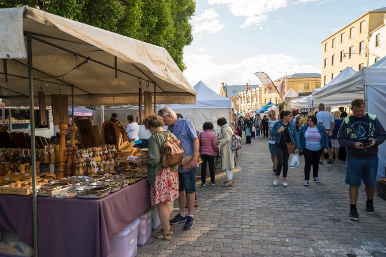 Salamanca street market