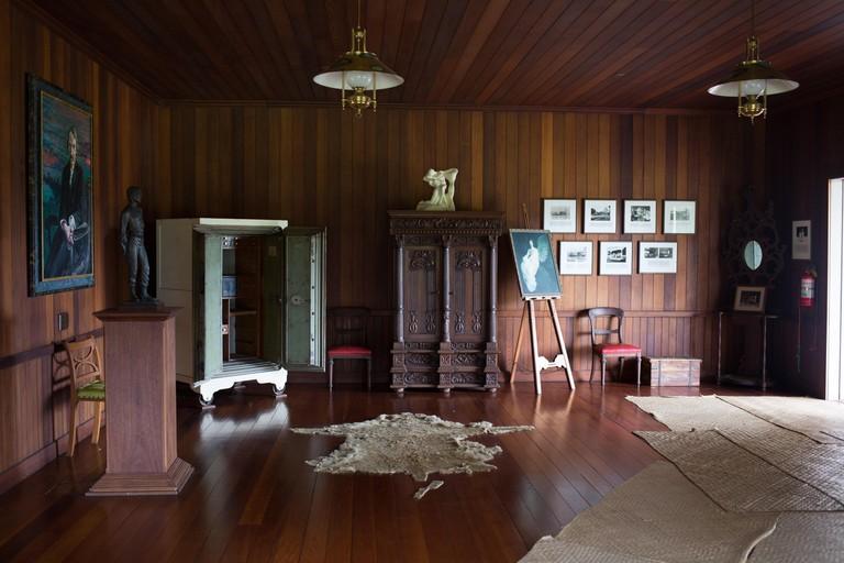 Robert Louis Stevenson Museum, in Apia, Samoa, on 24 November 2017.