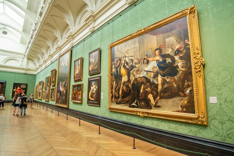 The National Gallery, London, UK
