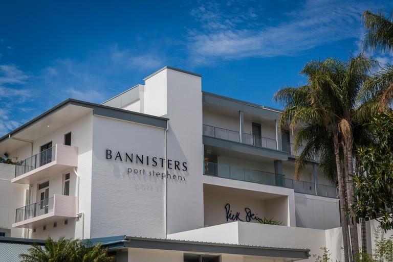 Rick Stein Bannisters restaurant, Port Stephens, NSW, Australia