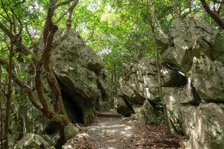 Daisekirinzan, Okinawa Prefecture, Japan